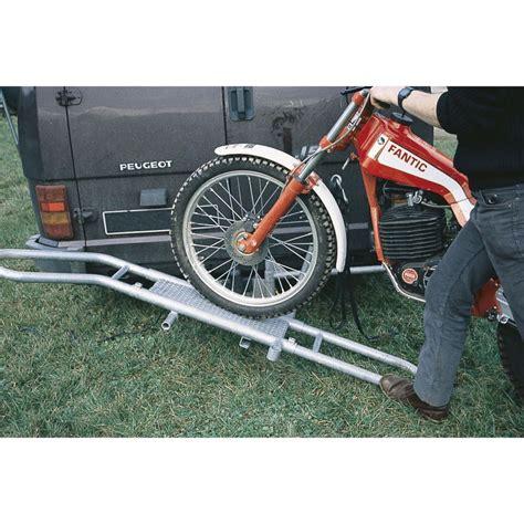 porte moto cing car porte moto pour cing car 28 images plateforme alu fourgon l atelier du cing car remorque