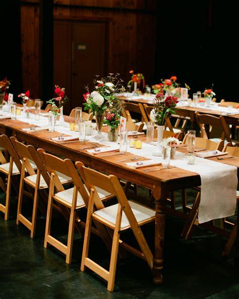 stunning banquet tables   reception martha