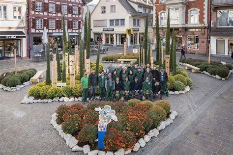 Garten Und Landschaftsbau Lahr by 20 Jahre Chrysanthema In Lahr Dega Galabau Das Magazin