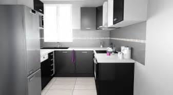 cuisine gris noir cuisine noir et gris sarica us
