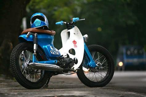 Honda Cup Modif by Cub Otomotif Custom