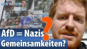 Bundestagswahl Wen Wählen : parallelen zwischen den nazis hitler und der afd ~ Lizthompson.info Haus und Dekorationen