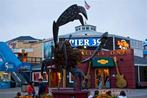 Pier 39pi Seafood At It's Finest Some Of The Bays Best