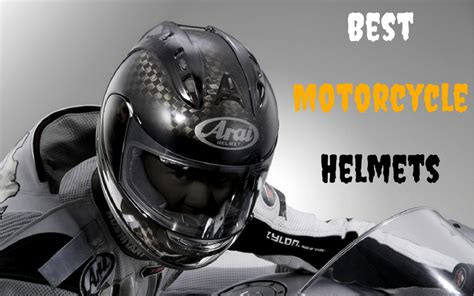 We Have Reviewed The Top 10 Best Motorcycle Helmets