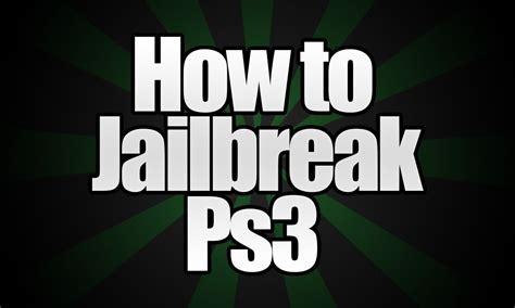 How To Jailbreak Ps3 355 Cfw! [full Tutorial] Youtube