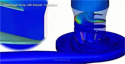 Centrifugal Pumps Cfd Pump Simulation Cavitation Axial