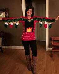 diy ugly christmas sweater ideas - Best Ugly Christmas Sweater Ideas