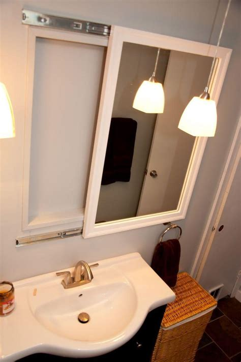 Inset Bathroom Mirror by 20 Photos Bathroom Vanity Mirrors With Medicine Cabinet