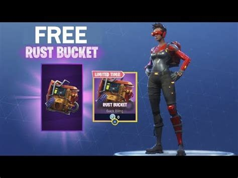 redeem   rust bucket  bling