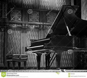 Concert grand piano stock image. Image of white, elegance ...