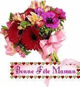 fete des meres gif image gif anime gifs With affiche chambre bébé avec bouquet de fleurs envoyer