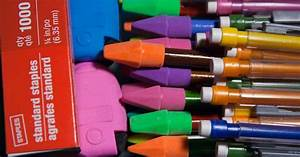 The Definitive Ranking Of School Supplies