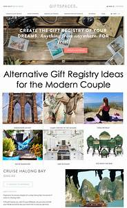28 fine alternative wedding registry ideas navokalcom With alternative wedding registry ideas