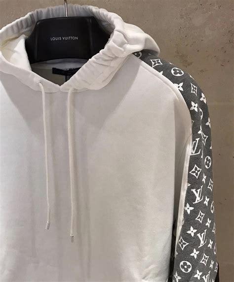 louis vuitton monogram circle cut hoodie billionairemart