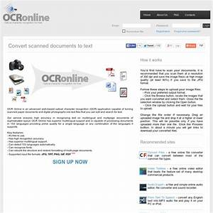 ocr online free image to text converter pdf or doc With documents to text converter
