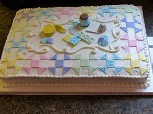 Quilt Cakes - CakeCentral com