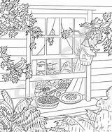 Coloring Adult Colouring Sheets Thanksgiving Patio Printable Bohemian Mandala Teeny Pheeny Spring Enter Win Winter Para Colorear Log Mandalas Paisaje sketch template