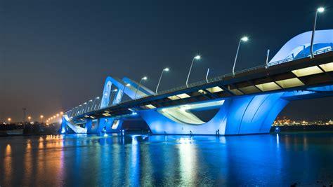 sheikh zayed bridge  abu dhabi  build