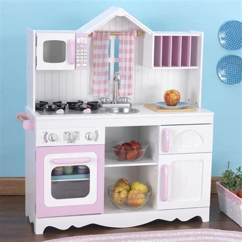 Otroška Kuhinja Modern Country Kidkraft  Otroške Kuhinje