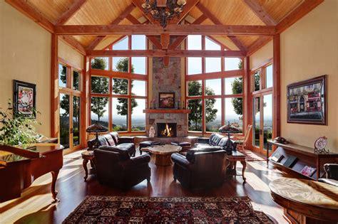 chalet house plans coeur dalene    designs