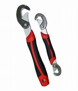 Telemantra Multipurpose Universal Adjustable Wrench (Set ...