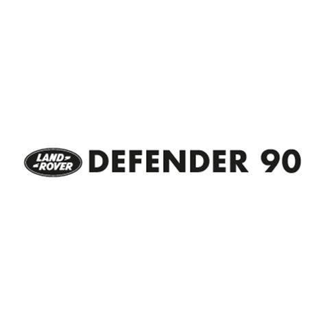 land rover logo vector defender 90 vector logo defender 90 logo vector free