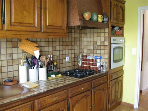 peinture pour cuisine rustique déco cuisine rustique