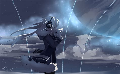 Anime Headphones Wallpaper - 107 headphones hd wallpapers background images