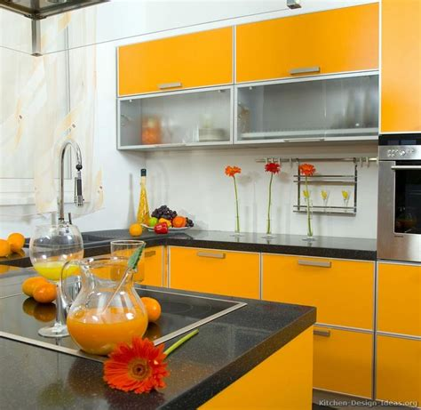 orange accessories for kitchen 1000 images about orange kitchens on modern 3757