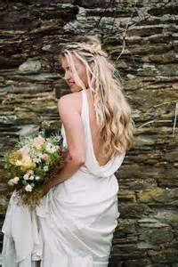 bridal half up half wedding hair inspiration