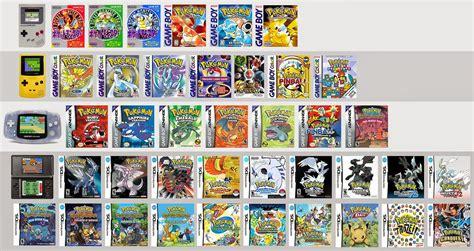 Pokemon Roms Emulators Gbc Gba Nintendo Ds For Free