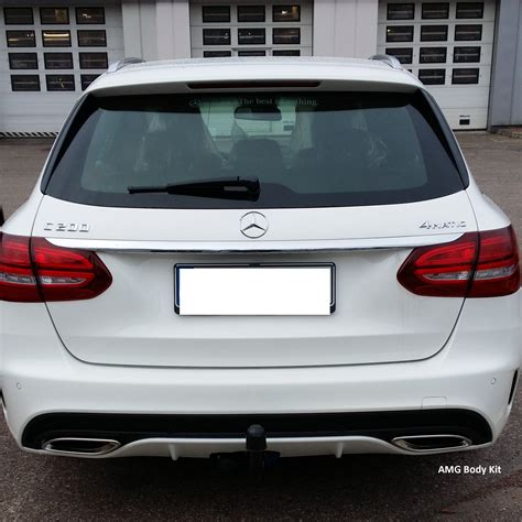 Towbar To Suit Mercedes 'c' Class Saloon 2014>