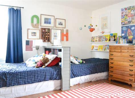 Shared Boys Bedroom  Balancing Home With Megan Bray