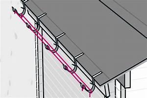 Dachrinne Montieren Flachdach : dachrinne montieren anleitung von hornbach ~ A.2002-acura-tl-radio.info Haus und Dekorationen