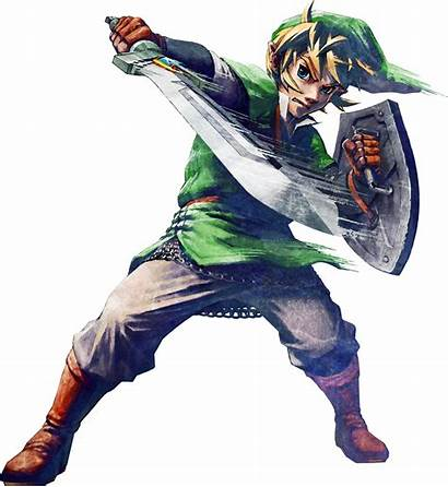 Link Zelda Sword Skyward Ss Legend Wiki