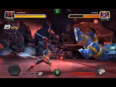 Deadpool Vs Thanos (346) 248 Hits! Youtube