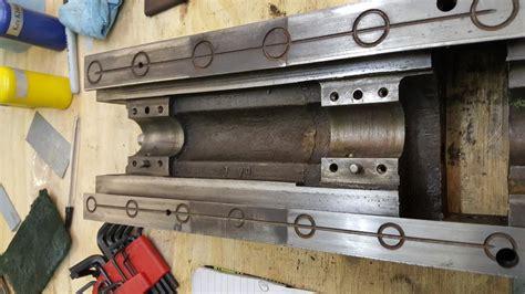 design  oil grooves  dovetail