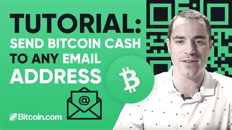The canadian dollar increased by 0.321% over the us dollar in the last month. Send Bitcoin Cash to any Email Address