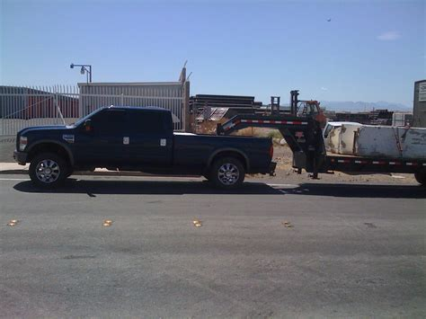 Towing Capacity F350 by F350 Srw Towing Capacities Page 2 Ford Truck
