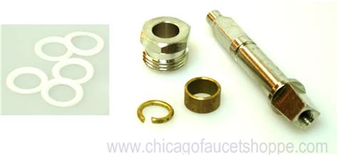 Chicago Faucet Stem Diagram by Chicago Faucets 1 Inch Tub Diverter Side Lever Stem Assembly