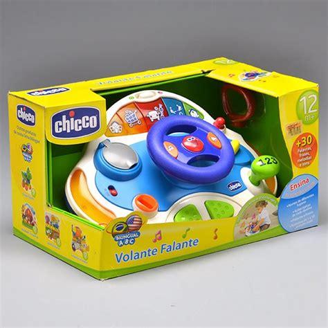 Volante Chicco by Volante Falante Chicco Bil 237 Ngue Portugu 234 S Ingl 234 S Original