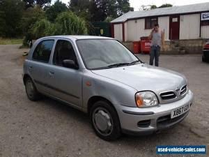 Nissan Micra 2000 : 2000 nissan micra se 16v auto for sale in the united kingdom ~ Medecine-chirurgie-esthetiques.com Avis de Voitures