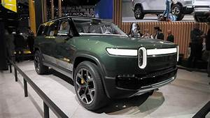 Rivian R1S concept puts electricity into an SUV - Video