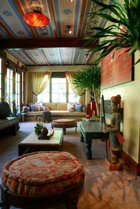 chambre style marocain chambre bleu canard et jaune