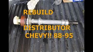 Removing  Rebuilding Installing Distributor 88