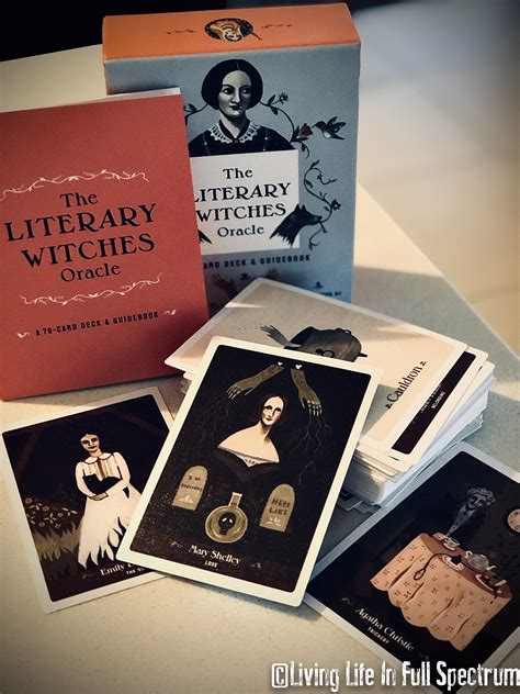 llifs  literary witches oracle review