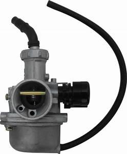 Carburetor - 22mm  Manual Choke