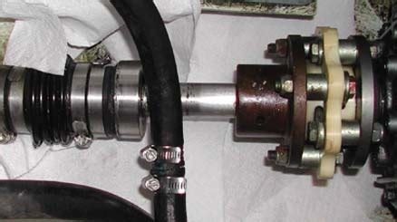 replacing pss shaft seal  technical discussion forum