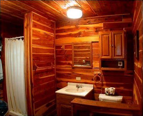 cabin bathrooms ideas log cabin bathroom designs design and ideas