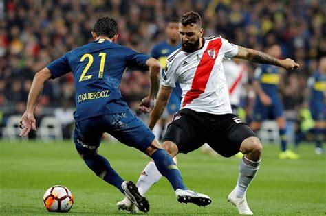 Minuto a minuto: River Plate vs Boca Juniors (Final ...